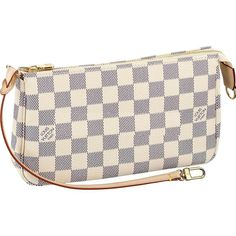 Louis Vuitton N51986 in Clutches Damier Azur Canvas  ID:1664  US$179.01