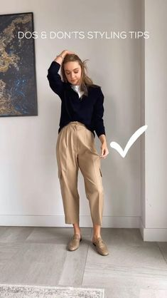 Classy Outfits, Casual Outfits, Smart Casual Women, Business Outfits Women, Iranian Women Fashion, Chic Fashionista, Spring Outfits Women, Minimal Fashion, Well Dressed