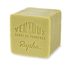 Soap, by Rapha - beautiful, and appropriately - clean - typography :-)