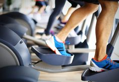 Spoiler alert: If you can read a magazine during your cardio session, you're probably doing it wrong. http://greatist.com/move/effective-elliptical-workout