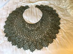 Ravelry: Gaudeamus Lace Shawl pattern by Anna Victoria 4 ply