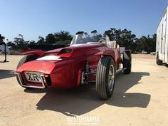 """A photo of Tex Smith's XR6 taken at this years Pebble Beach Concours d'Elegance where the car was shown in a special class called """"American Dream Cars of the 1960s."""" The car was built in 1962-1963 when Smith was the associate editor of Hot Rod Magazine. In 1963 the futuristic hot rod won the Americas Most Beautiful Roadster award at the Grand National Roadster Show. More photos from Pebble Beach can be found here: http://ift.tt/2vu8t3d"""