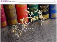 Свадебные украшения Корейский листвой корону оголовье венок из цветов Sen отдела студия головной убор свадебное платье свадебные аксессуары - Taobao