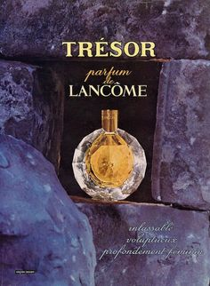 Lancôme (Perfumes) 1952 Trésor