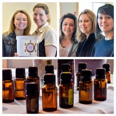 #yoga weekend - grab your girlfriends for a weekend getaway. Essential Oils class is a must! #yogaweekend #girlsretreat