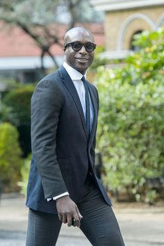 Ozwald Boateng, his suits are everything!