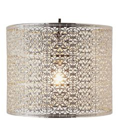 Buy collection firenze fretwork pendant shade nickel at argos buy collection firenze fretwork pendant shade nickel at argos your online shop for lamp shades light fixtures pinterest argos pendants and aloadofball Choice Image