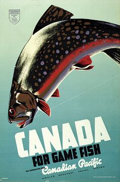 -Peter Ewart, for Canadian Pacific c1940