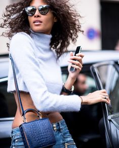 c51a8f5ba5a0 Cindy Bruna in Dior Reflected #sunglasses #shades #fashion #streetstyle  #bloggers #