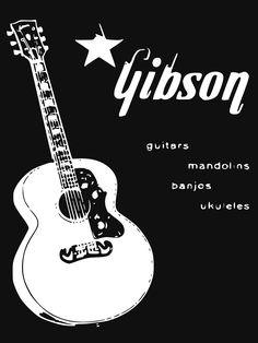 263 best guitars images in 2019 fotografia guitar guitars Les Paul Jimmy Page vintage gibson j 200 guitar classic t shirt
