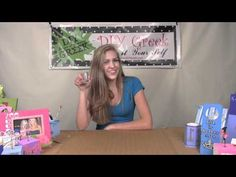 Shot Glass Project:  How to decorate Shot Glass-Votive Holder DIYGreek.com #sorority