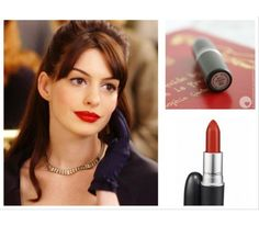 Red, Russian red by Mac