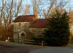 Abandoned Home - Remington, Fauquier County, VA.