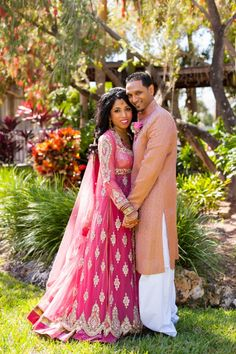 Traditional Indian Wedding: Pretty in Pink | Done Brilliantly Photography by: Kimberly Photography, llc