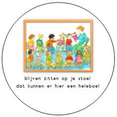 Regels in de klas 6/7 | Dagmar Stam I Love School, Pre School, Back To School, Social Skills, Childcare, Kids Playing, Worksheets, Projects To Try, Classroom