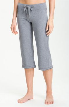 Zella 'Supersoft' Capris available at #Nordstrom