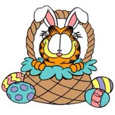 Garfield Easter