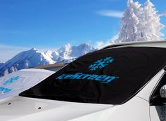 IceScreen Magnetic Ice Shield Protects Your Vehicle in Smart Way