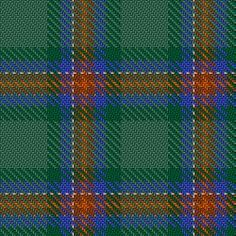 Tartan image: 68th Frost Hollow Group