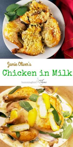 Jamie Oliver Chicken