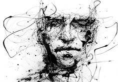 Speed dripping by Agnes Cecile