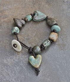 Gaea's Hearts by RustyRoxx on Etsy