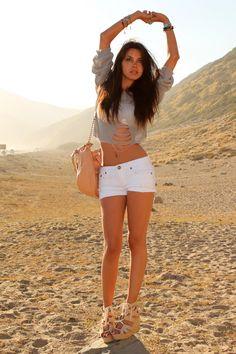 VivaLuxury - Fashion Blog by Annabelle Fleur: Summer Sunsets