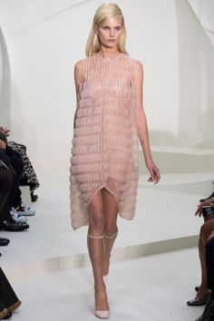 Spring Summer 2014 Haute Couture: Dior  It is an emblematic French brand and still impresses throughout its Haute Couture Collections season after season. Discover the last collection signed by Raf Simons for Christian Dior.