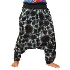 Pantalón bombacho - retirado