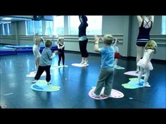 Little Stars Creative Movement Dance Class - YouTube