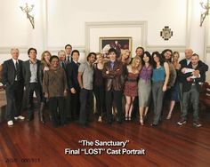 Lost cast's last photo