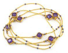 Crystal Station Break Necklace Kit