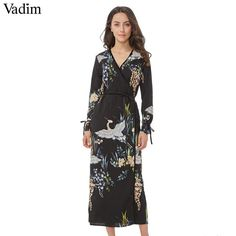 … https://fuzweb.com/products/women-flower-crane-print-maxi-wrap-dress-long-sleeve-vintage-bird-pattern-long-loose-dresses-vestidos-qz2761