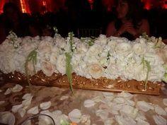 A beautiful floral arrangement. Elegant Centerpieces, Floral Arrangements, Table Decorations, Cake, Desserts, Beautiful, Food, Tailgate Desserts, Deserts