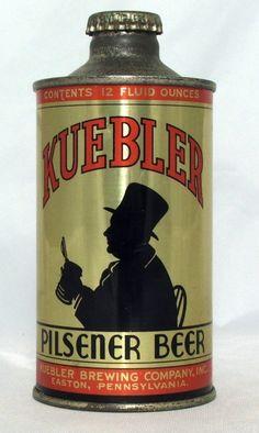 Kuebler Pilsener - Steel Canvas