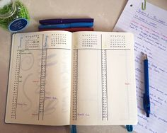 The Bullet Journal for the Working Student with Rachael Smith | LittleCoffeeFox