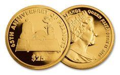 2015 1/10-oz Gold 65th Anniversary Peanuts Proof