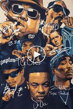 Tupac Wallpaper, Rapper Wallpaper Iphone, Rap Wallpaper, Eminem Wallpapers, Dope Wallpapers, Arte Do Hip Hop, Hip Hop Art, Dope Cartoons, Dope Cartoon Art
