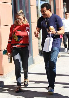 Sofia Richie Bonds With Her Famous Dad After Returning From Mexico With Justin…