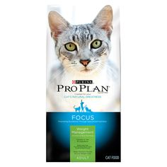 Pro Plan Focus Weight Management Chicken and Rice Cat Food >>> Startling review available here  (This is an amazon affiliate link. I may earn commission from it)