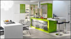 Wizualizacje 3D | http://www.inshapestudio.pl/portfolio/kuchnie