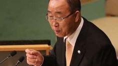 Syria conflict: UN's Ban Ki-moon blames government for most civilian deaths