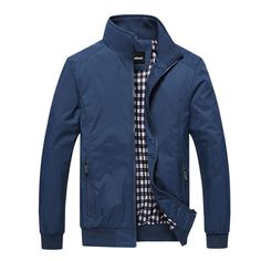Good price New 2017 Jacket Men Fashion Casual Loose  Mens Jacket Sportswear Bomber Jacket Mens jackets and Coats Plus Size M- 5XL just only $16.99 with free shipping worldwide  #jacketscoatsformen Plese click on picture to see our special price for you