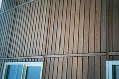 Pictures of Siberian Larch Timber Cladding supplied by Vincent Timber