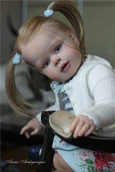 Жаклин! Кукла-реборн А.Арутюнян / Куклы Реборн Беби - фото, изготовление своими руками. Reborn Baby doll - оцените мастерство / Бэйбики. Куклы фото. Одежда для кукол