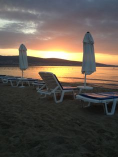 Sunny beach Bulgaria. Photo by Erin Brennan