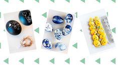 Bij Pasen hoort paaseieren versieren. Je kunt ze beschilderen, beplakken of bestrooien met glitters. Wij hebben de leukste ideeën om voor jou op een rijtje gezet.