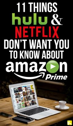 Video streaming is in, and traditional cable plans are out. But in a rapidly changing industry previously dominated by Netflix and Hulu, a new player. Movie Hacks, Tv Hacks, Netflix Hacks, Mcdonalds, Amazon Prime Movies, Amazon Prime Shows, New On Amazon Prime, Cable Tv Alternatives, Google Play