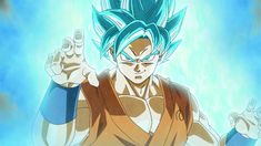Dragon Ball FighterZ roster updated with Super Saiyan Blue Goku and Vegeta and Androids 16 and 18 Goku Super Saiyan, Super Goku, Dragonball Super, Goku Saiyan, Dragon Ball Z, New Dragon, Blue Dragon, Dbz, O Goku