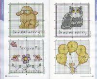 Gallery.ru / Фото #69 - The world of cross stitching 153 + приложение 120 Charts - tymannost